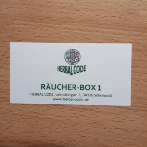 Rucher-Box-Nr-1